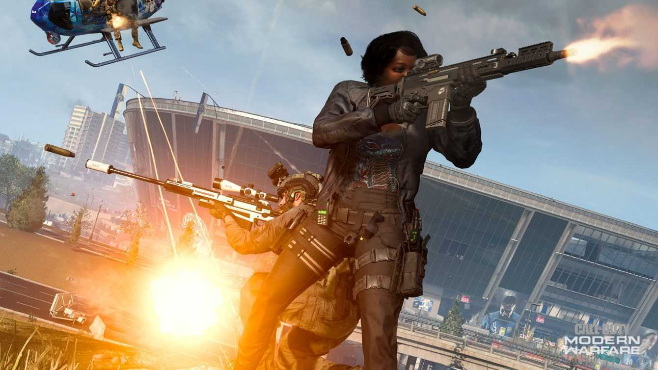 Call of Duty Warzone: lo stadio di Verdansk apre i battenti?
