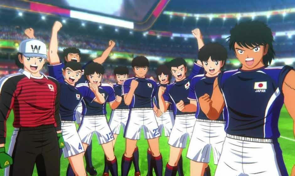 Captain Tsubasa: Rise of New Champions, nuove info sull'online