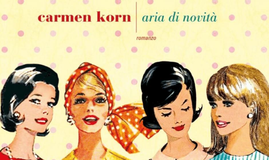 Recensione La Trilogia di Carmen Korn: Figlie di una nuova era, E' tempo di ricominciare e Aria di novità
