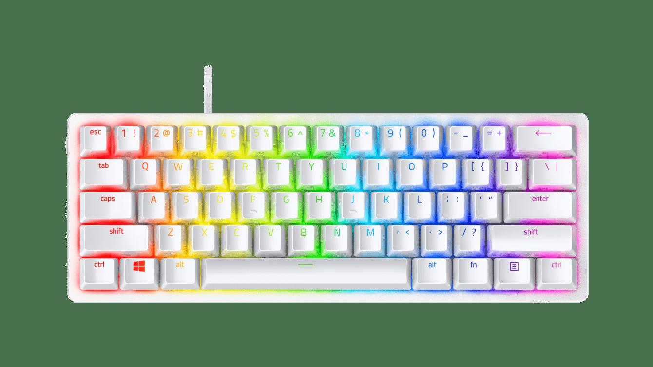 Razer Huntsman Mini: ecco la nuova tastiera col fattore forma del 60%