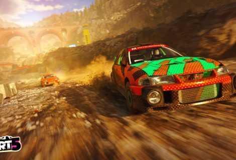 DiRT 5: nuovo trailer di gameplay e dichiarazioni sul DualSense dagli sviluppatori