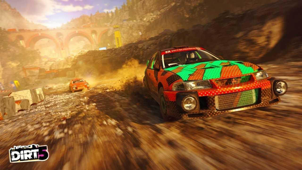 Dirt 5: un gameplay dalla versione Xbox Series X