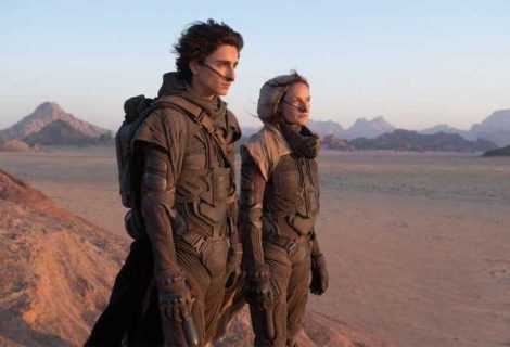 Dune: Timothée Chalamet e Zendaya nelle foto promozionali