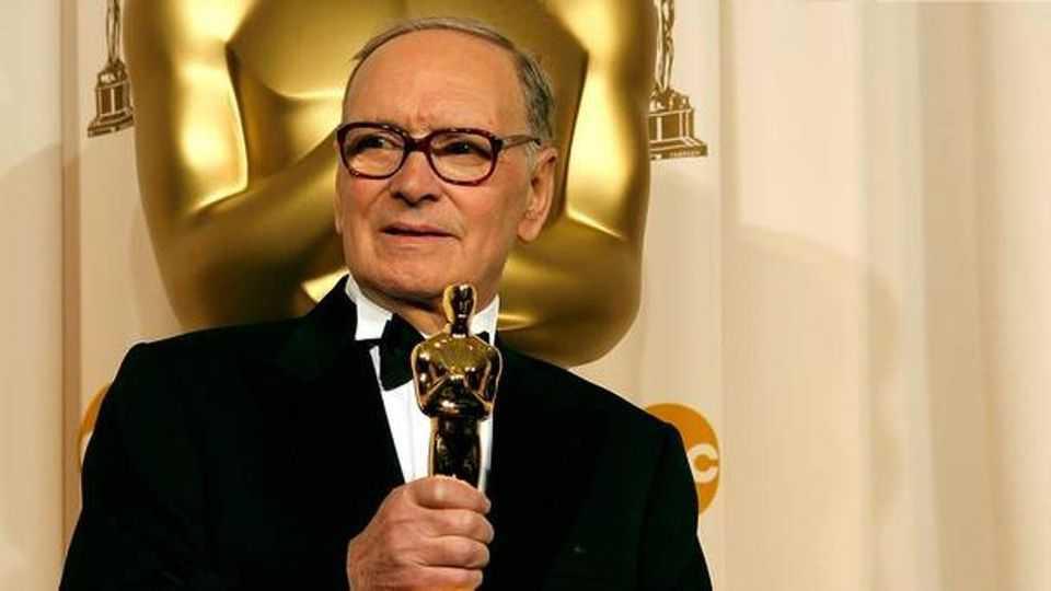 Ennio Morricone: addio al Maestro due volte premio Oscar