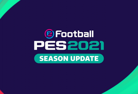 eFootball PES 2021: ecco la data del Season Update