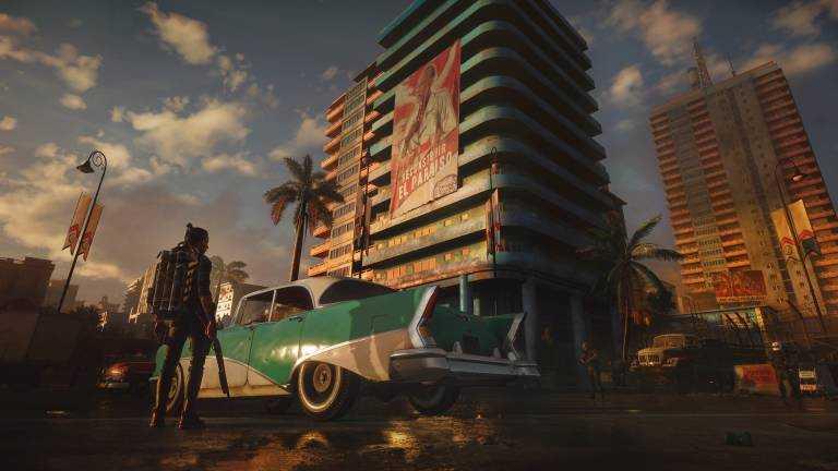 Far Cry 6: una grande città come ambientazione
