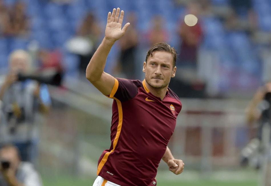 Speravo de mori' prima: la serie su Francesco Totti