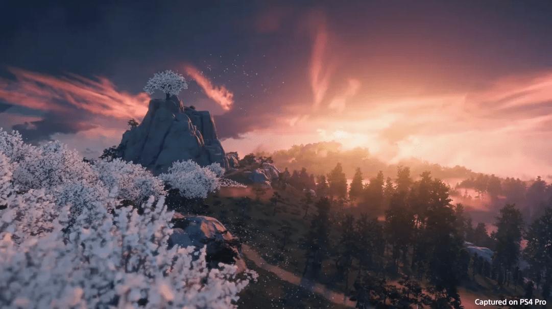 Ghost of Tsushima: il meteo varia in base al vostro stile di gioco