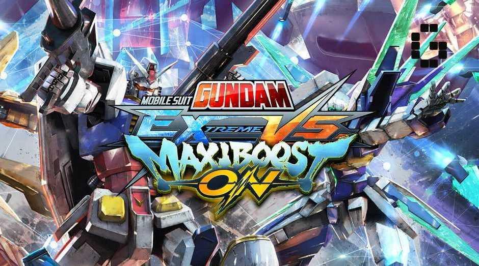 Mobile Suit Gundam Extreme Vs Maxiboost ON: disponibile da oggi su PS4