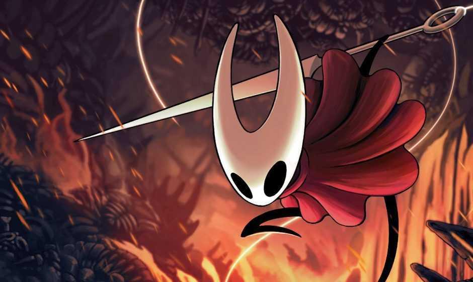 Hollow Knight: Silksong, nuovo personaggio creato dall'ultimo desiderio di un fan