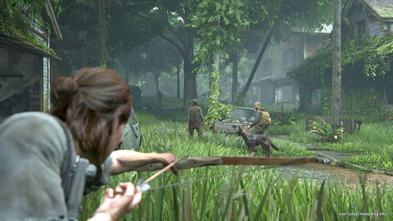 The Last of Us Part 2: dove trovare l'arco di Ellie