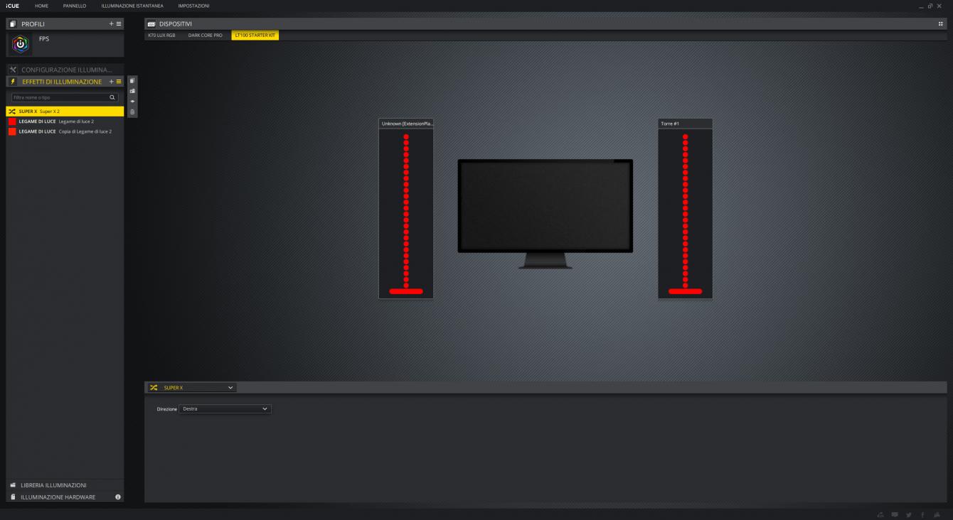 Recensione Corsair iCUE LT100: molto più che RGB