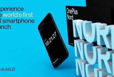 OnePlus Nord: come seguire l'evento di lancio in AR