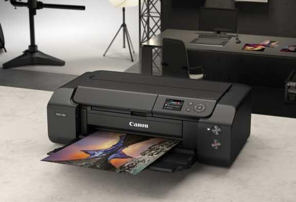 Canon imagePROGRAF PRO-300: stampe professionali fino a A3+