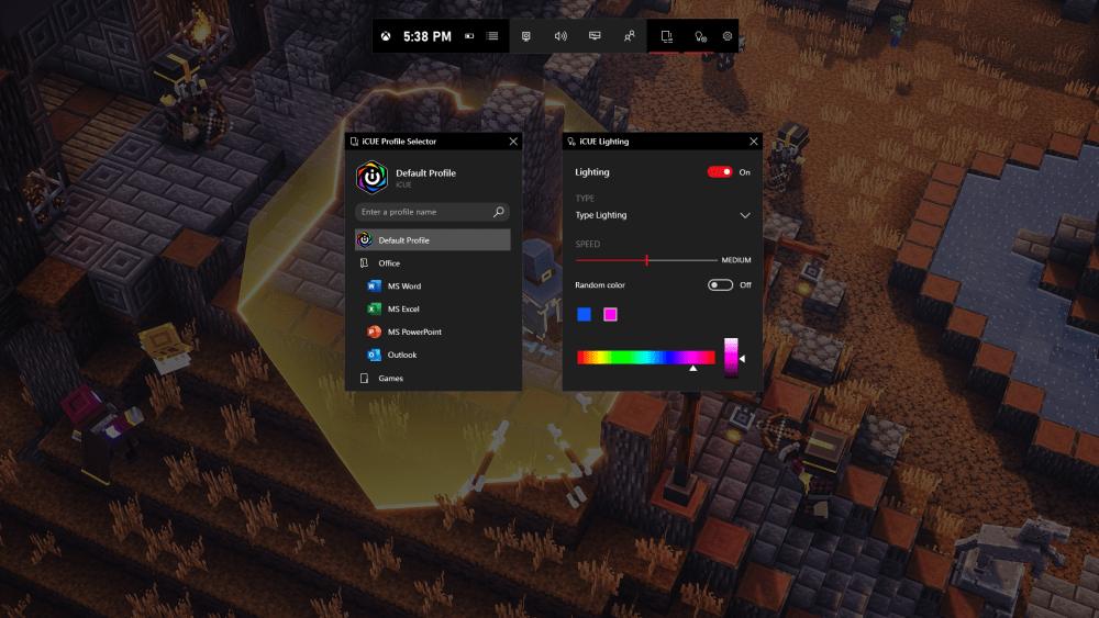 CORSAIR iCUE: integrazione con Hyper Scape di Ubisoft