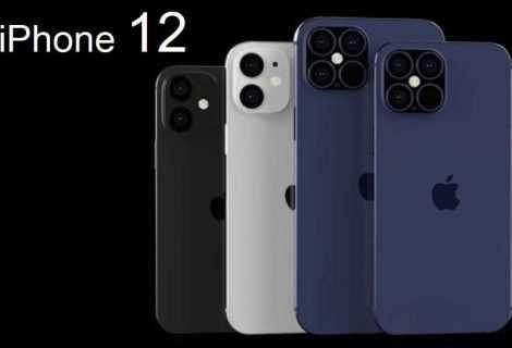 iPhone 12: display OLED da 5.4 pollici