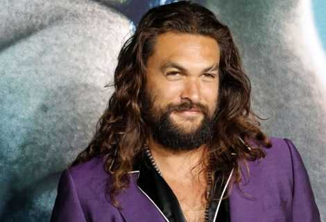 Jason Momoa sarà Frosty The Snowman nel nuovo live-action