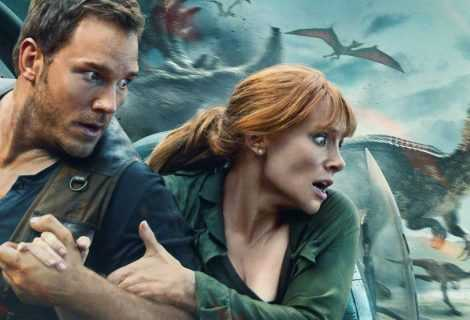 Una nuova foto dal set di Jurassic World: Dominion