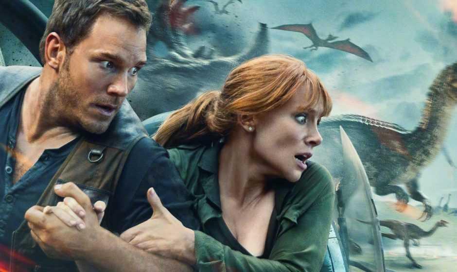 Una nuova foto dal set di Jurassic World: Dominion