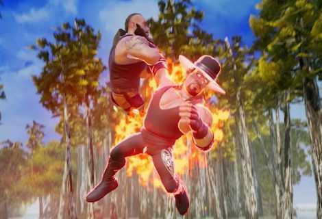 WWE 2K Battlegrounds: ecco la data d'uscita