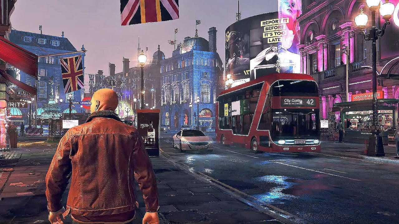 Watch Dogs Legion: le opzioni grafiche faranno sudare il vostro PC, parola di Ubisoft