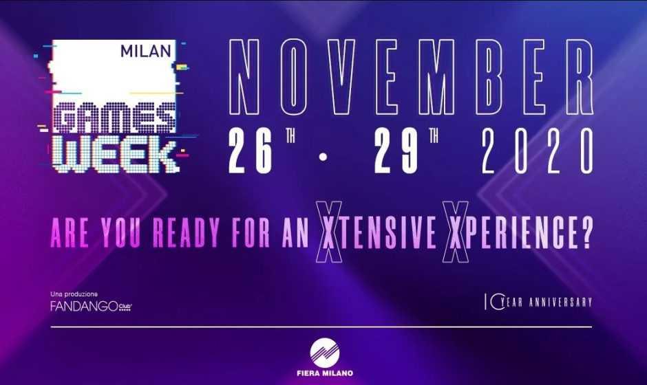 MGW-X: arriva l'unione tra Milan Games Week e Cartoomics