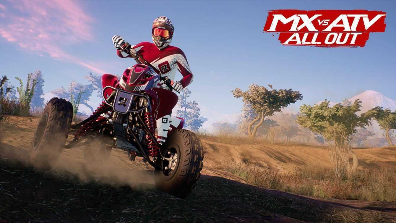 MX vs ATV All Out è in arrivo su Nintendo Switch