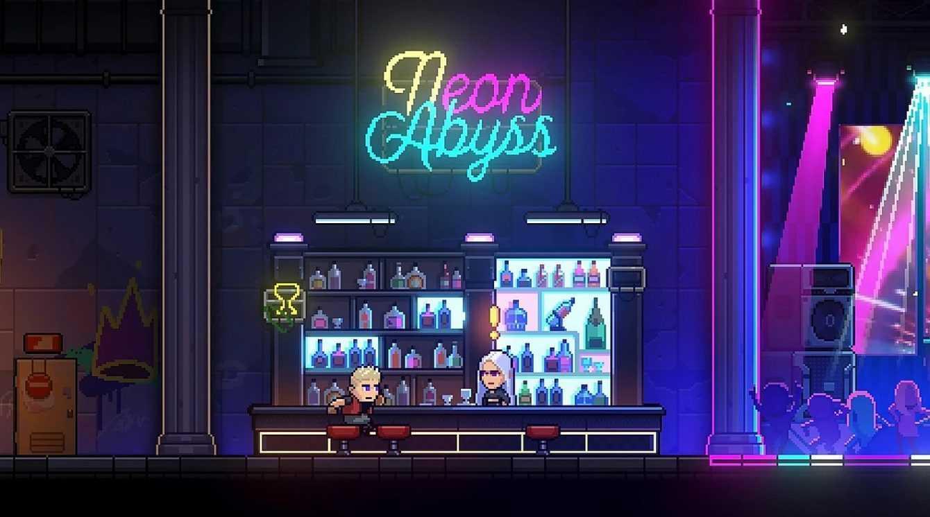 Recensione Neon Abyss: l'arte della ripetizione