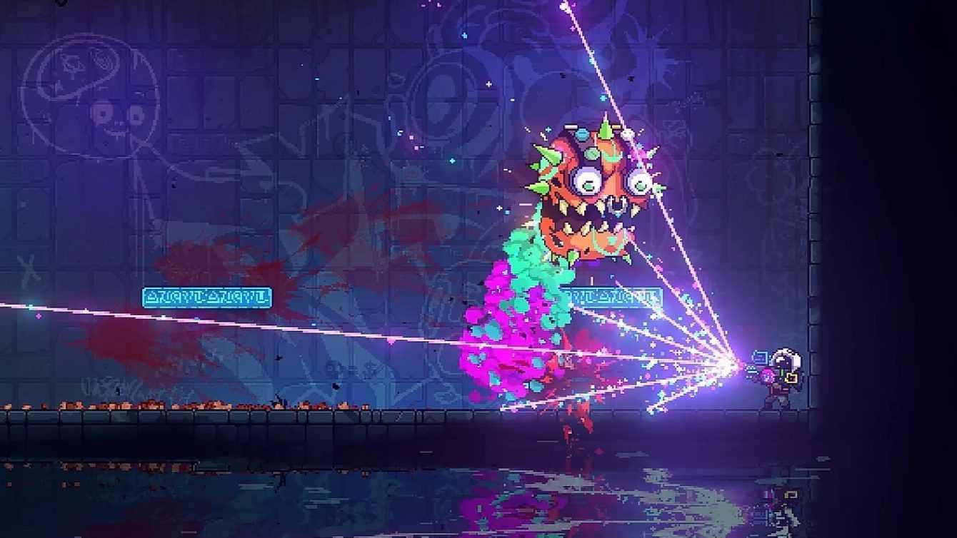 Neon Abyss: come sconfiggere Ares e Athena
