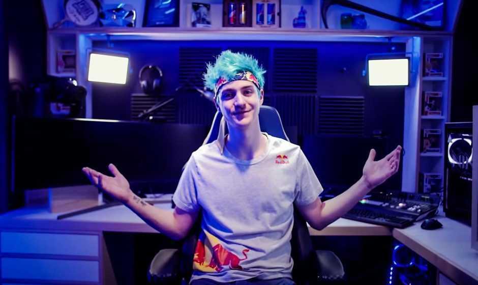 Ninja: lo streamer è tornato su Twitch