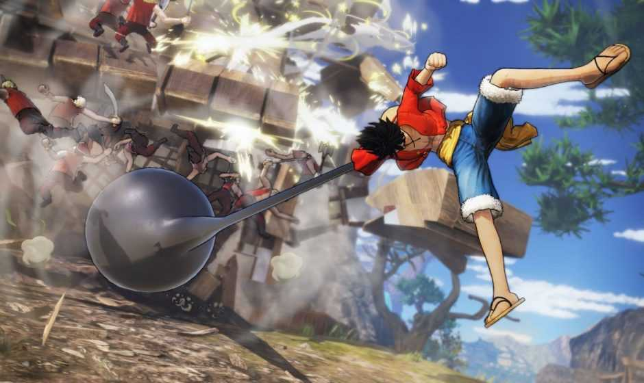 One Piece Pirate Warriors 4: disponibili Smoothie, Cracker e Judge