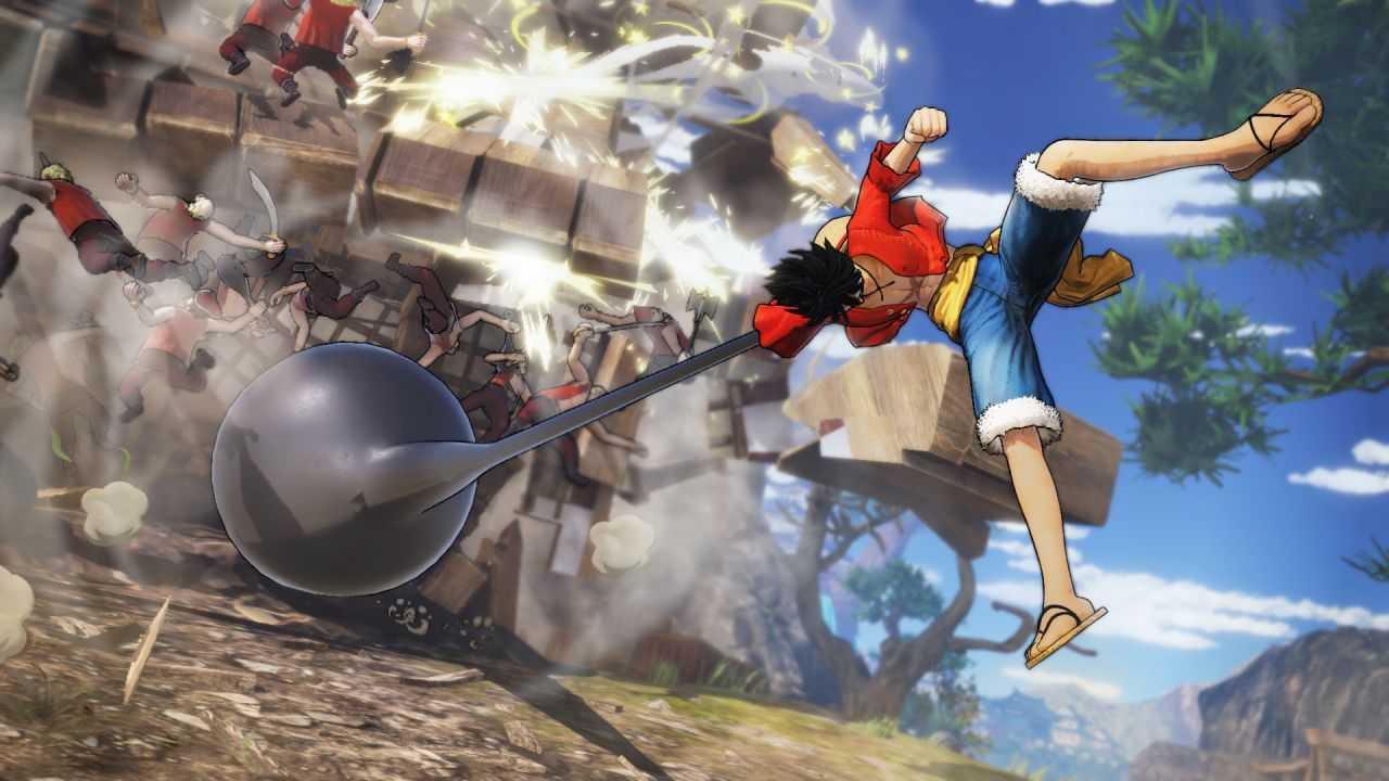 One Piece: Odyssey è il nuovo marchio registrato di Bandai Namco