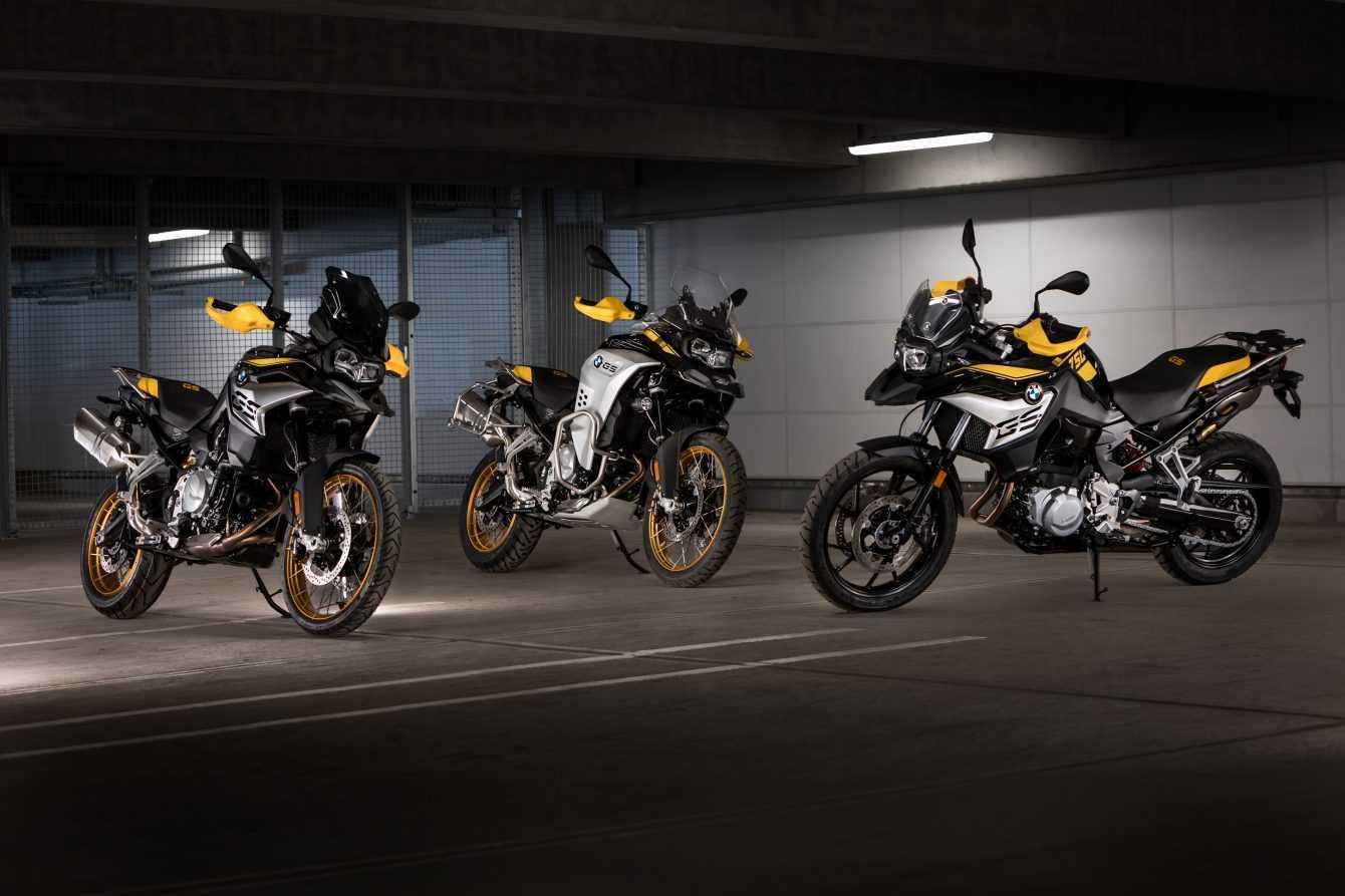 BMW presenta F 750 GS, F 850 GS ed F 850 GS Adventure