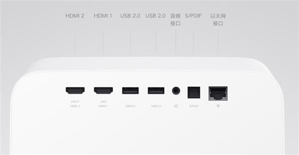 Xiaomi Mijia Projector 2 Pro: il proiettore compatto rinnovato