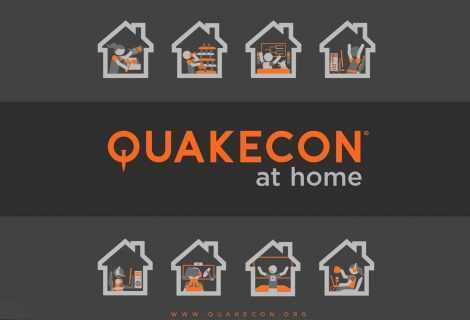 QuakeCon 2020 si trasforma in QuakeCon at Home!