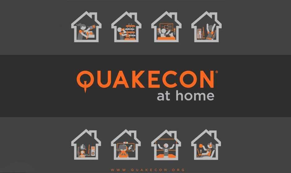 QuakeCon 2020 si trasforma in QuakeCon at Home!
