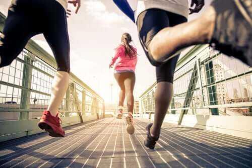 Cervello ed esercizio fisico: una proteina li lega