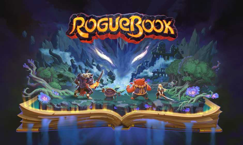 Nacon Connect: annunciato Roguebook, il nuovo roguelike di Abrakam e Richard Garfield