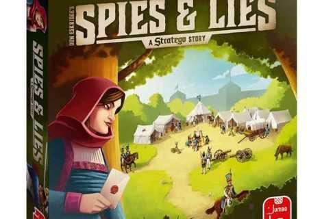 Recensione Spies & Lies: il nemico è alle porte