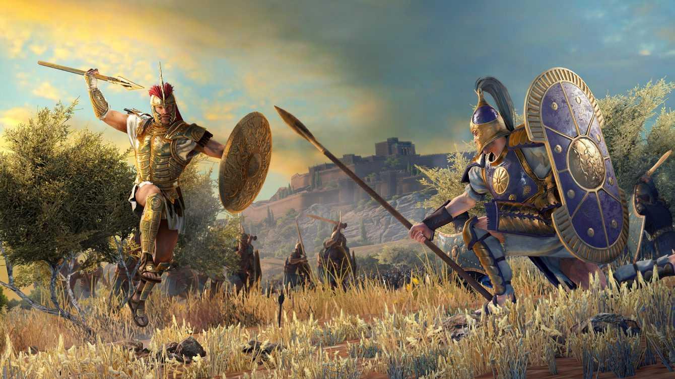 A Total War Saga Troy: ecco i requisiti PC