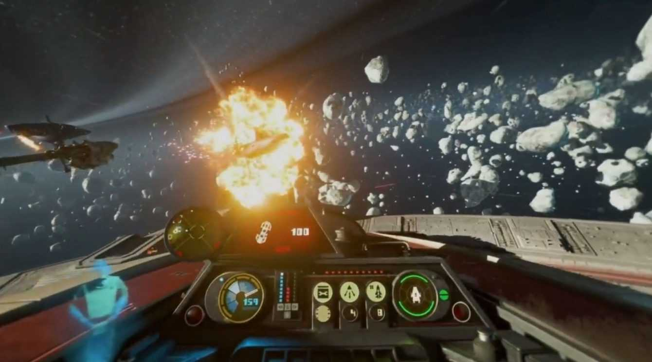 Star Wars Squadrons: un nuovo gameplay svela alcune features