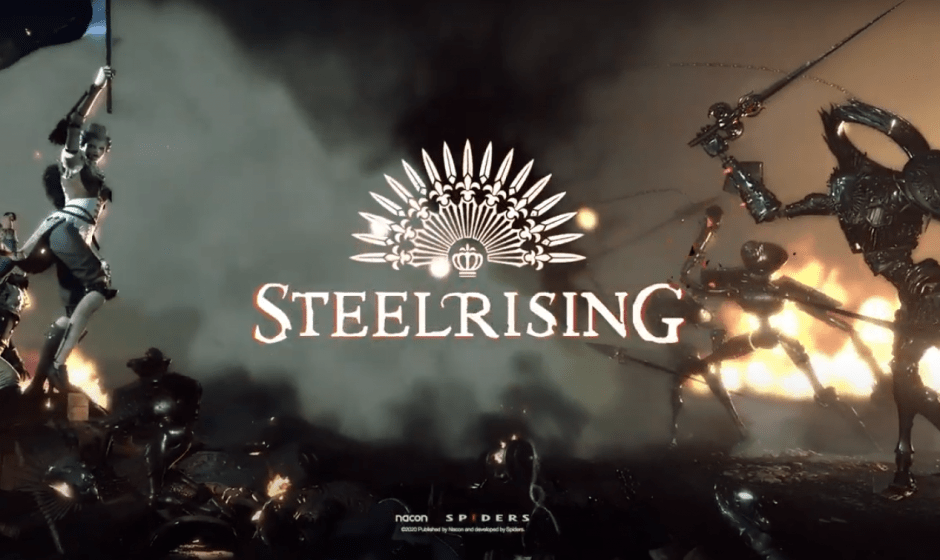 Nacon Connect: annunciato Steelrising con un teaser trailer