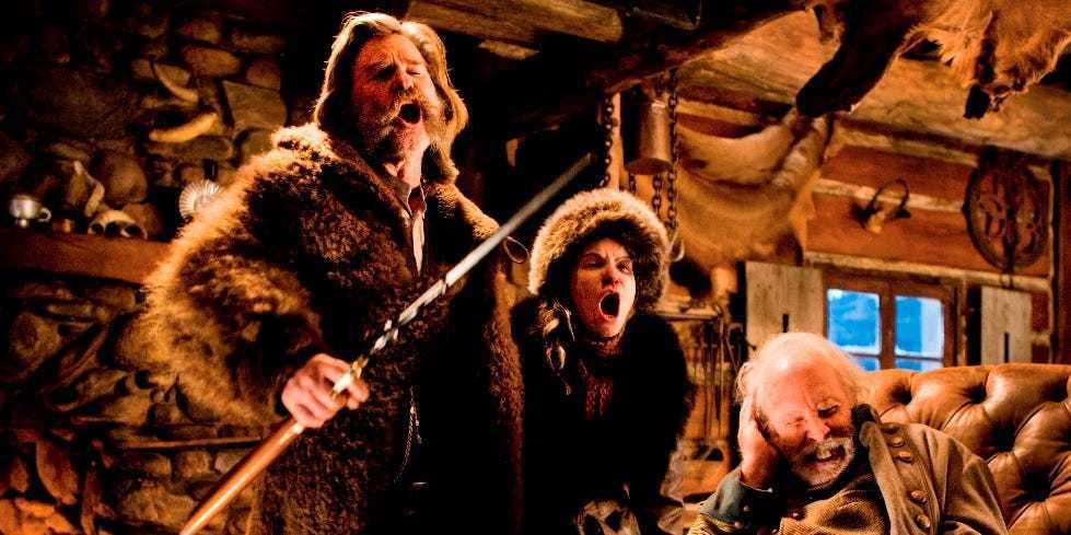 Retro-recensione The Hateful Eight: l'ottavo di Tarantino