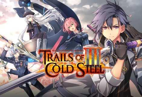 Trails of Cold Steel III è disponibile su Nintendo Switch