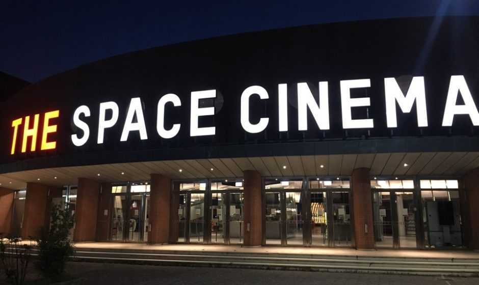The Space Cinema: la riapertura è vicina