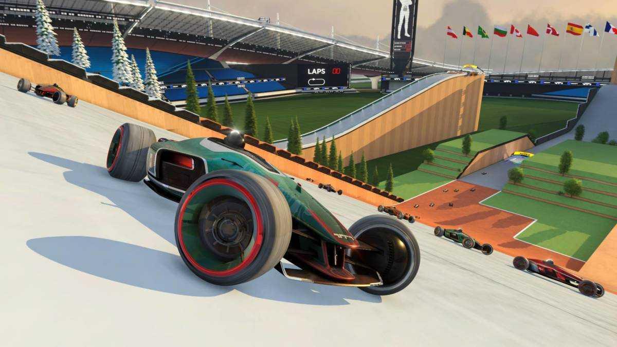 Recensione TrackMania: benvenuti nel club!