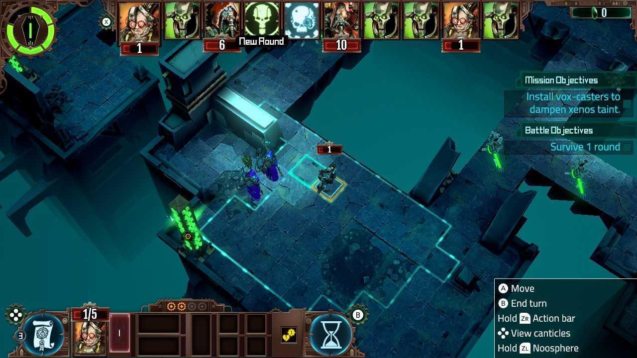 Recensione Warhammer 40K: Mechanicus, lode ad Omnissiah!