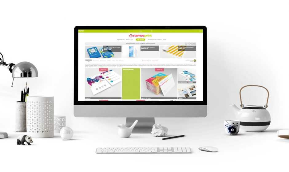 Stampaprint e l'innovazione della stampa online