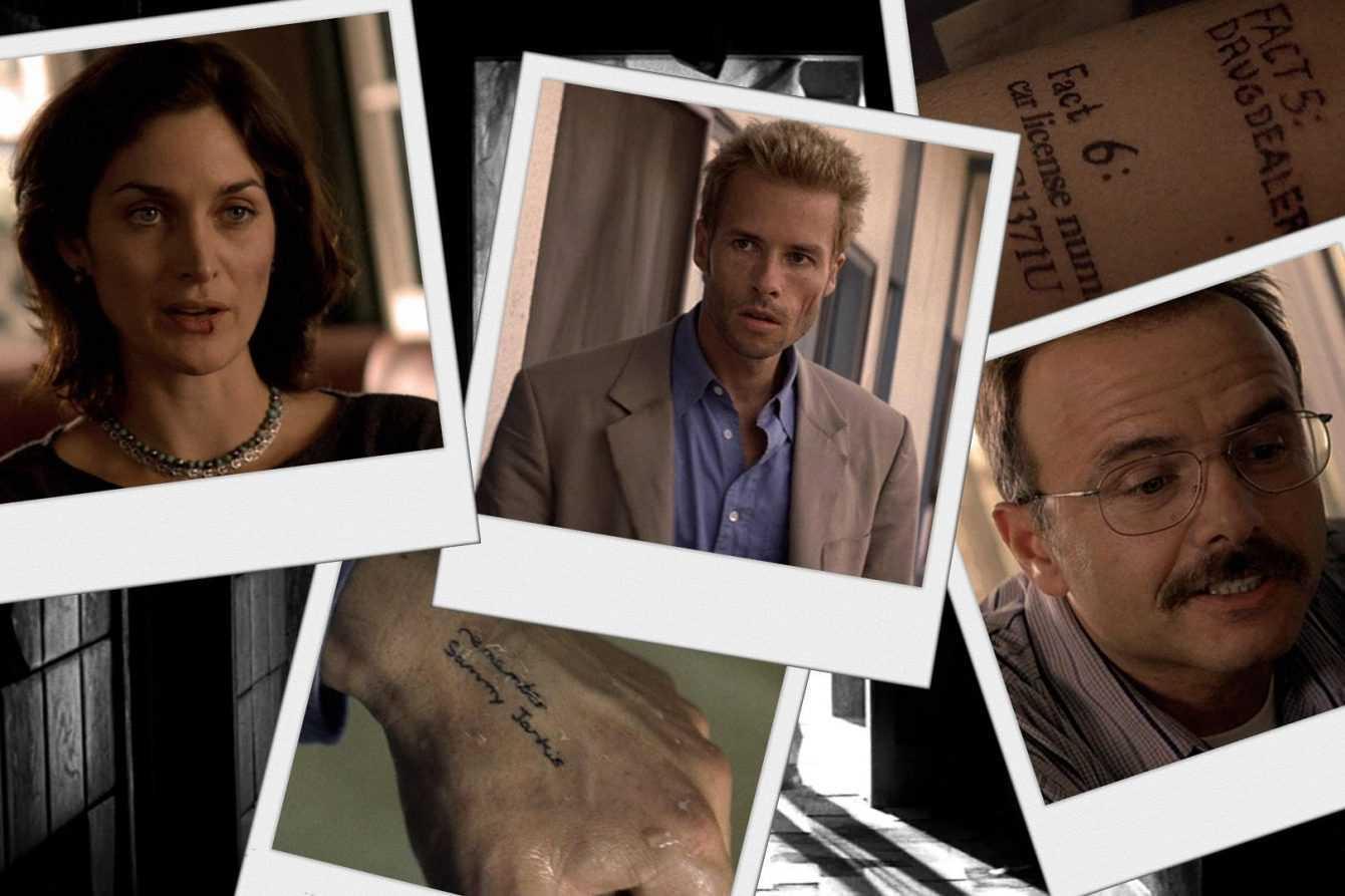 Retro-recensione Memento: il ricordo dagli occhi di Nolan