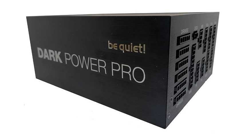 be quiet! annuncia la sua nuova serie Dark Power Pro 12